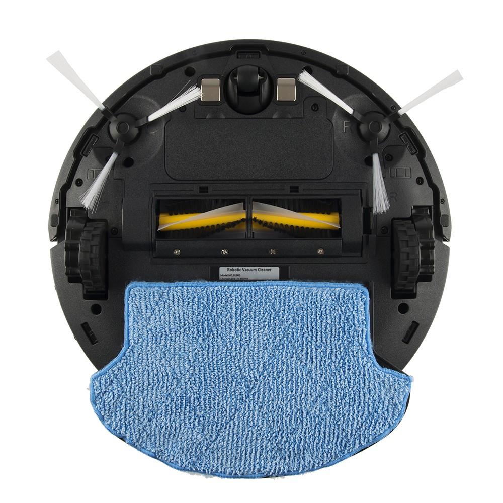 Vue de dessous d'Amibot flex H2O