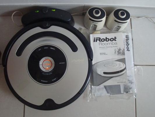 Irobot roomba 616 : Avis de la rédaction guide