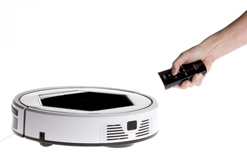 Télecommande de l'Amibot H2O